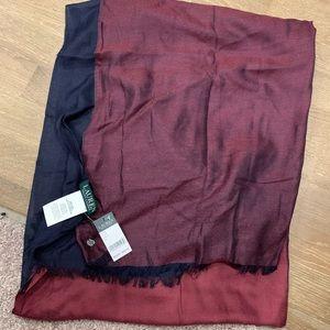 Ralph Lauren color-block scarf